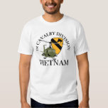 1st Cav Vietnam Vet Tee Shirt