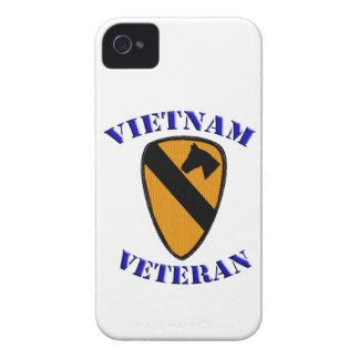 1st Cav Vietnam Veteran iPhone 4 Case-Mate Case