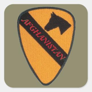 1ST CAVALRY AFGHANISTAN COMBAT VETERAN STICKERS