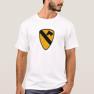 1st Cavalry Army Patch T-Shirt