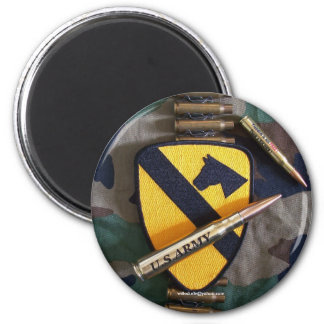 1st cavalry div air cav division fort hood Magnet