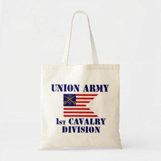 1st Cavalry Div., Civil War Reusable Grocery Bag