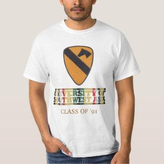1st Cavalry Div.University of Southwest Asia Shirt