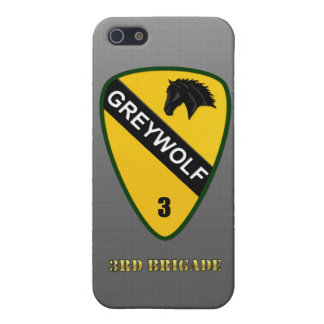 1st Cavalry Division, 3rd Brigade Cover For iPhone SE/5/5s