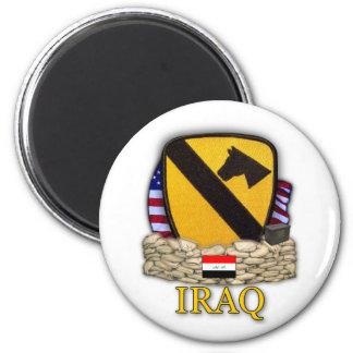 1st cavalry division air cav airmobile veterans magnet