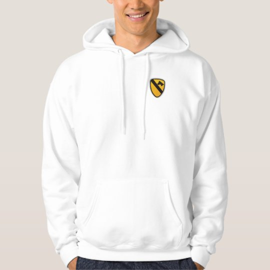 1st Cavalry Division Air Cav Patch Hoodie