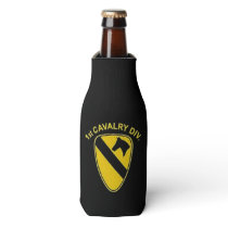 1st CAVALRY DIVISION Bottle Cooler