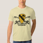 1st Cavalry Division First Cav Shirt