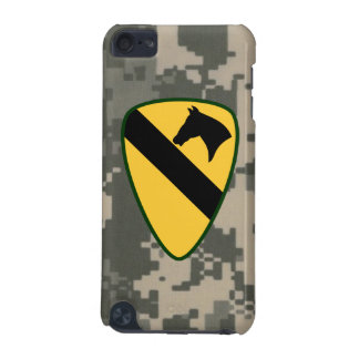 "1st Cavalry Division ""First Team"" Digital Camo iPod Touch 5G Covers"