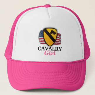 1st cavalry division fort hood veterans girls hat