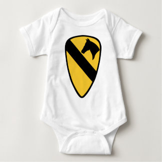 1st Cavalry Division Infant Creeper