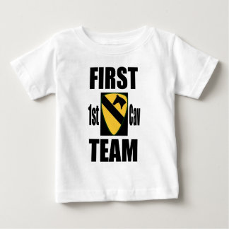 1ST CAVALRY DIVISION INFANT T-SHIRT
