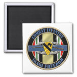 1st Cavalry Division Infantry OIF Fridge Magnets