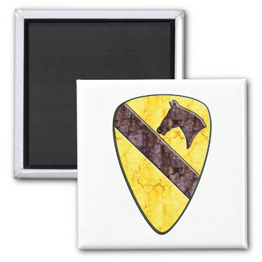 1st Cavalry Division Magnets