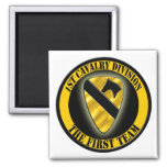 1st Cavalry Division Magnet