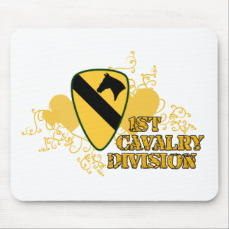 1st Cavalry Division Mousepads