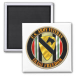 1st Cavalry Division OIF Fridge Magnets