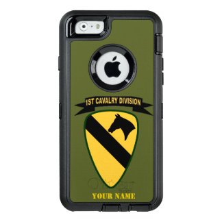 1st CAVALRY DIVISION OtterBox iPhone 6/6s Case
