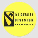 1st CAVALRY DIVISION Stickers
