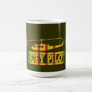 1st Cavalry Division UH-1 Huey Pilot Mug