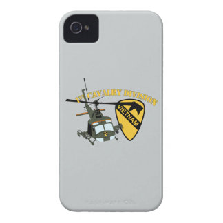 1st Cavalry Division - Vietnam - Huey iPhone 4 Cover