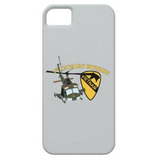 1st Cavalry Division - Vietnam - Huey iPhone SE/5/5s Case