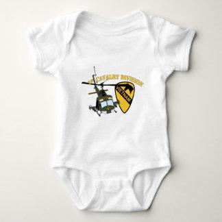 1st Cavalry Division - Vietnam - Huey Shirt
