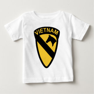1st Cavalry Division - Vietnam T Shirt