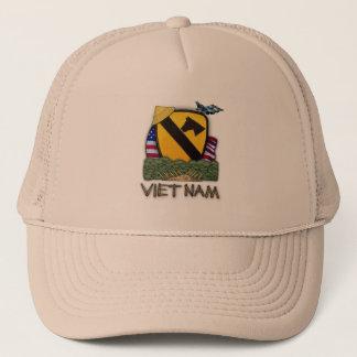 1st cavalry division vietnam veterans hat