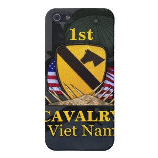 1st cavalry division vietnam vets iphone case