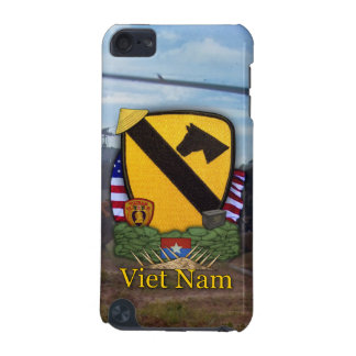 1st cavalry division vietnam war ipod Case iPod Touch 5G Case