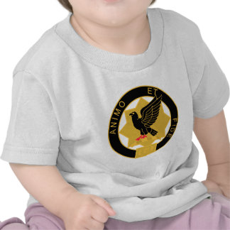 1st Cavalry Regiment - Coat Of Arms Tshirts