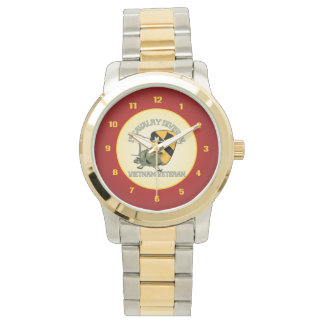 1st Cavalry Vietnam [Huey Gunship] Wristwatch