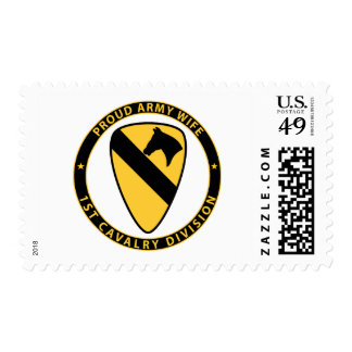 1st Cavalry Wife Stamps