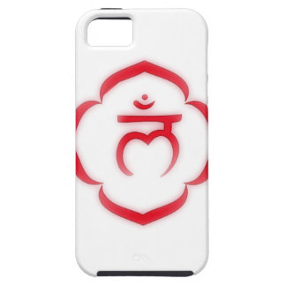1st Chakra (the root chakra) iPhone 5 Cover