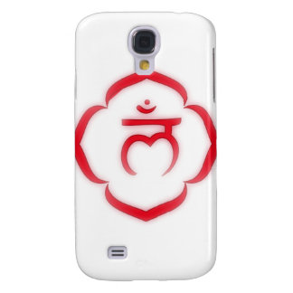 1st Chakra (the root chakra) Samsung Galaxy S4 Cover