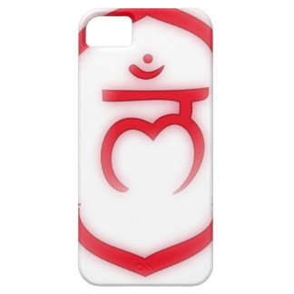 1st Chakra (the root chakra) iPhone 5 Case