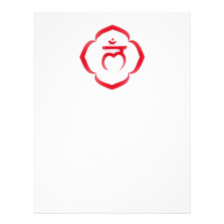 1st Chakra (the root chakra) Custom Flyer