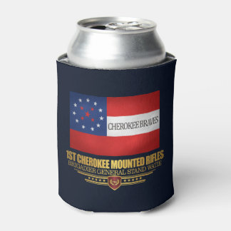 1st Cherokee Mounted Rifles Can Cooler