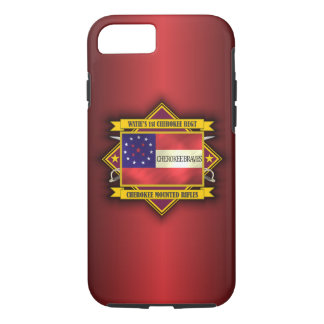 1st Cherokee Mounted Rifles iPhone 7 Case