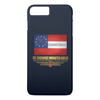 1st Cherokee Mounted Rifles iPhone 7 Plus Case