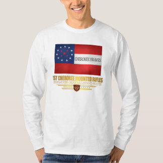 1st Cherokee Mounted Rifles T-Shirt