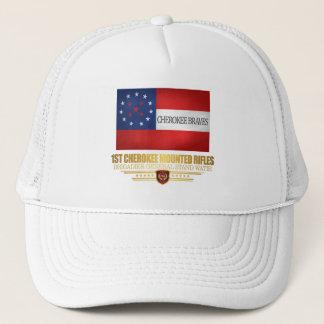 1st Cherokee Mounted Rifles Trucker Hat