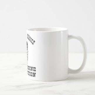 1st Choice In Feminie Protection, A Gun Coffee Mug