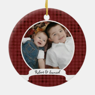 1st Christmas as a Big Brother Ornaments