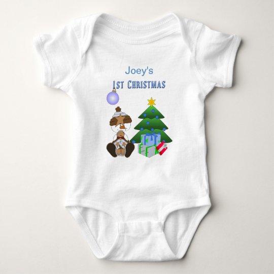 1st Christmas (Boy) Creeper