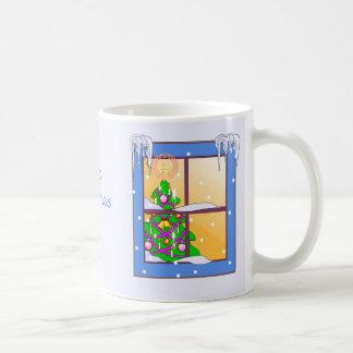 1st Christmas housewarming gift mug