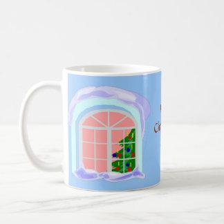 1st Christmas together gift mug
