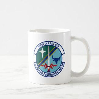 1st Combat Communications Squadron Coffee Mug
