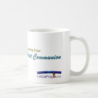 1st Communion Mug FC1